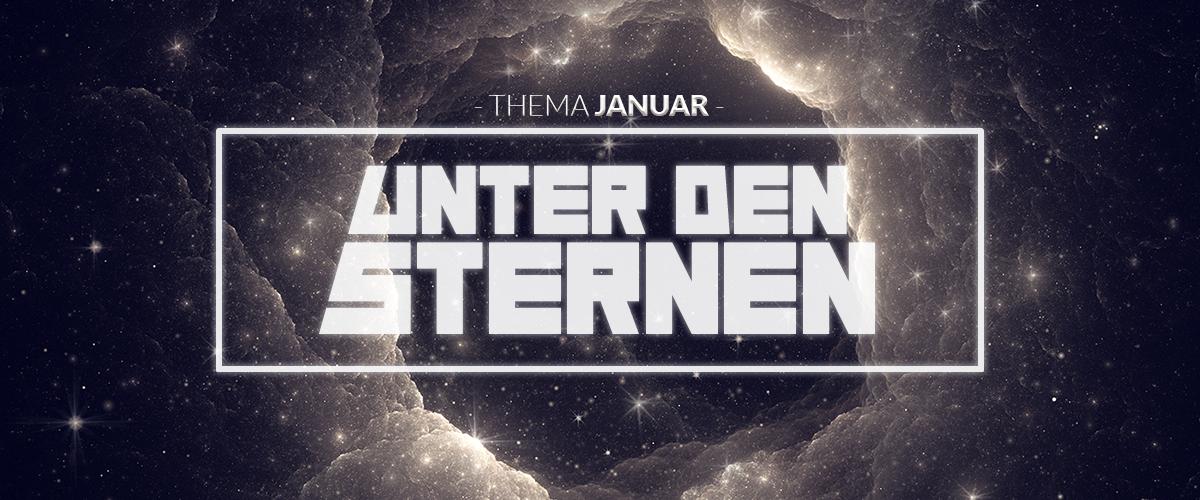 KingsLoot Monatsthema February 2016 - Underneath the Stars
