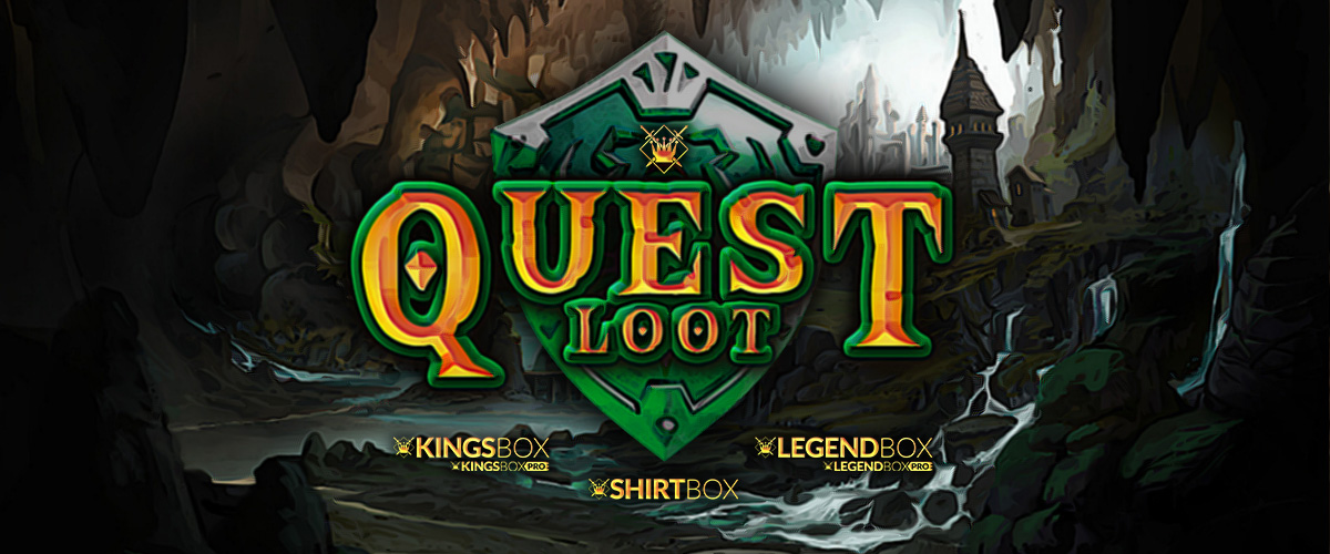 Kingsloot 2017-05: Quest Loot