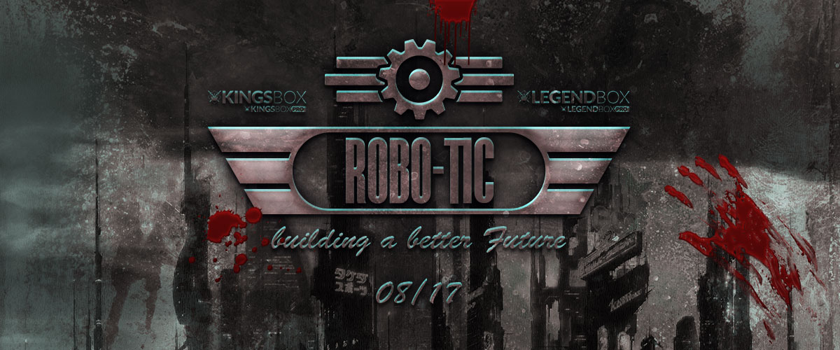 Kingsloot 2017-07: Robotic