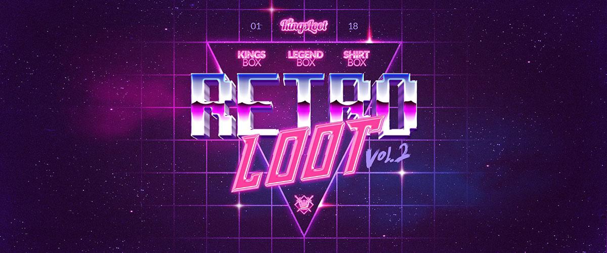 Kingsloot 2017-12: Retro Loot Vol. 2