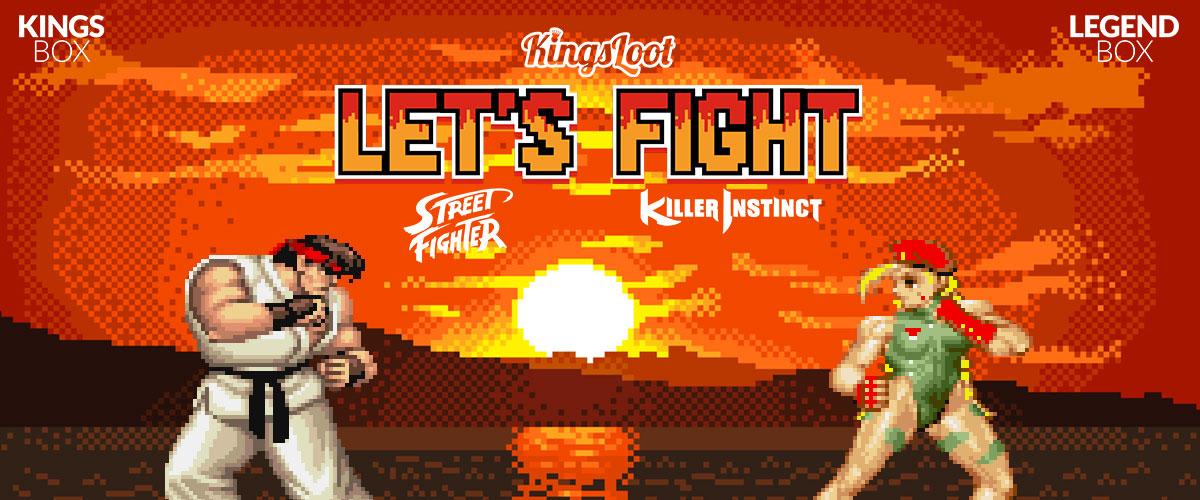 KingsLoot 2018-08: Let's fight
