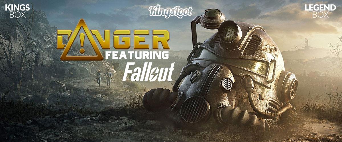KingsLoot 2018-09: Danger