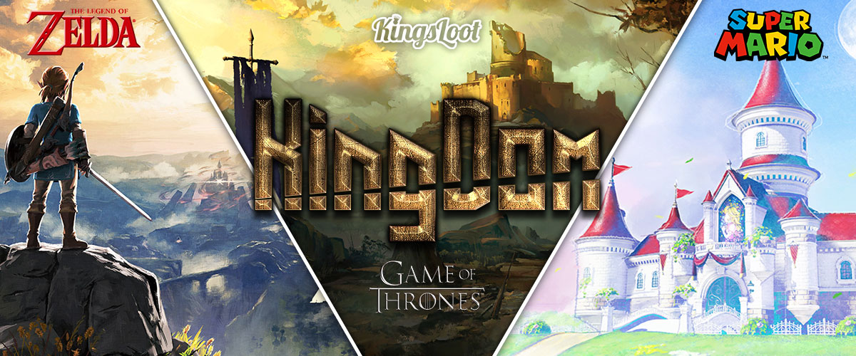 KingsLoot 2019-03: Kingdom