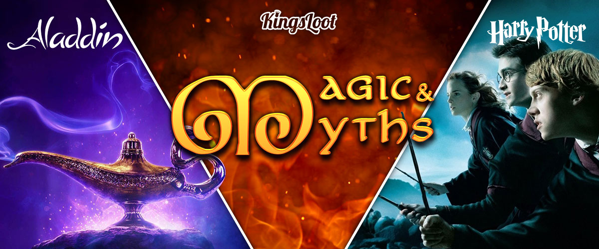 KingsLoot 2019-06: Magic & Myths