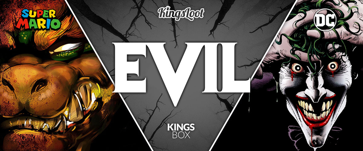 KingsLoot 2019-07: Evil