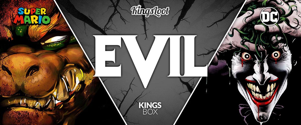 KingsLoot 2019-07: Evil