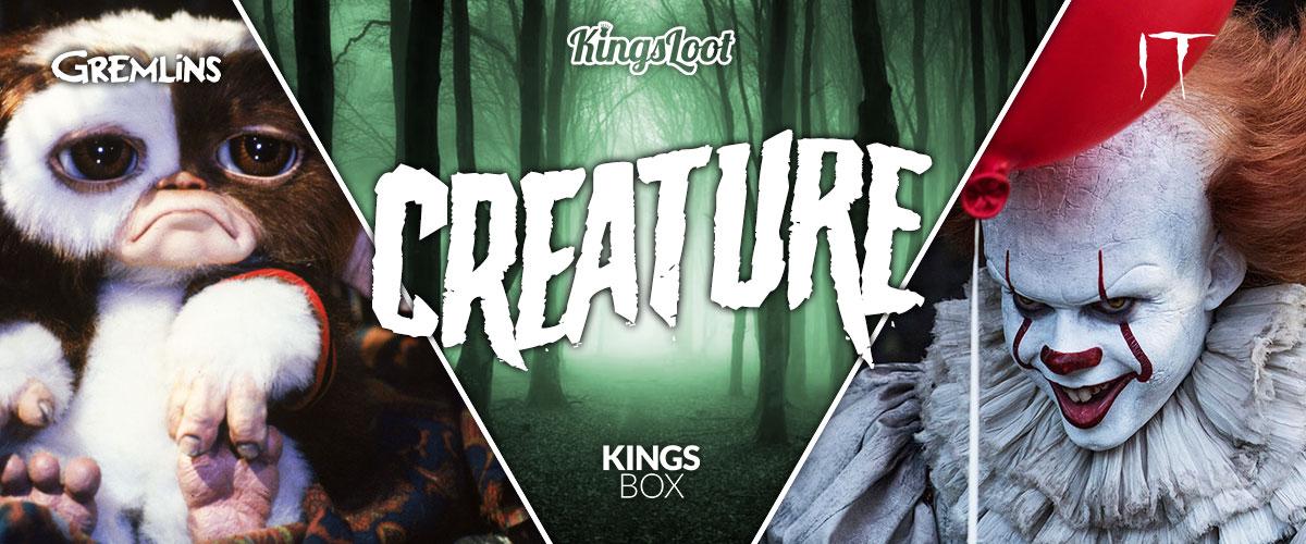 KingsLoot 2019-09: Creature