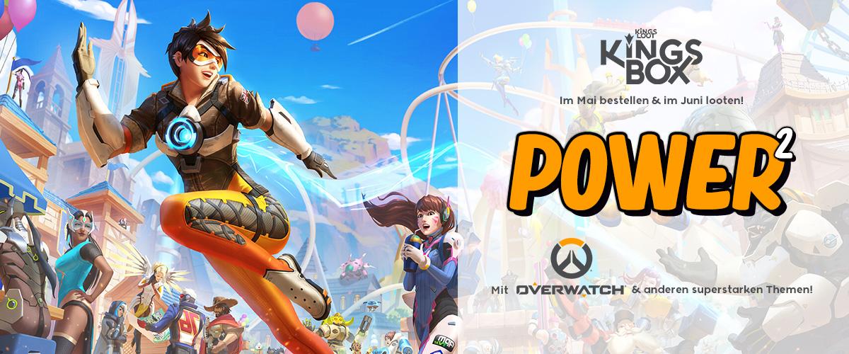 KingsLoot 2020-05: POWER²