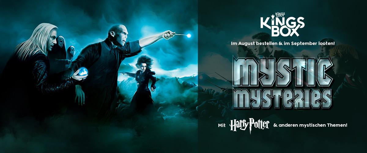 KingsLoot 2020-08: Mystic Mysteries