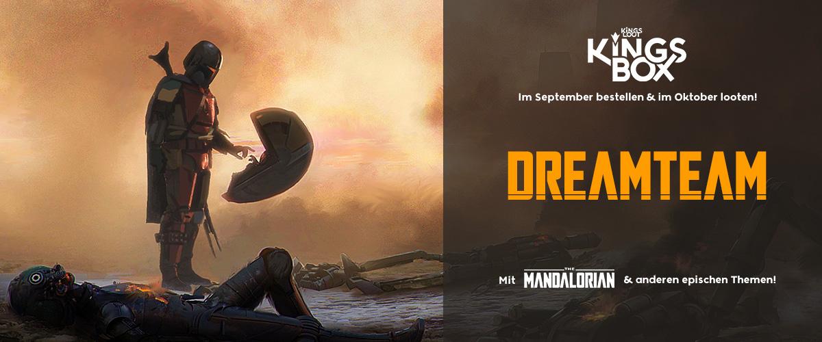 KingsLoot 2020-09: Dreamteam