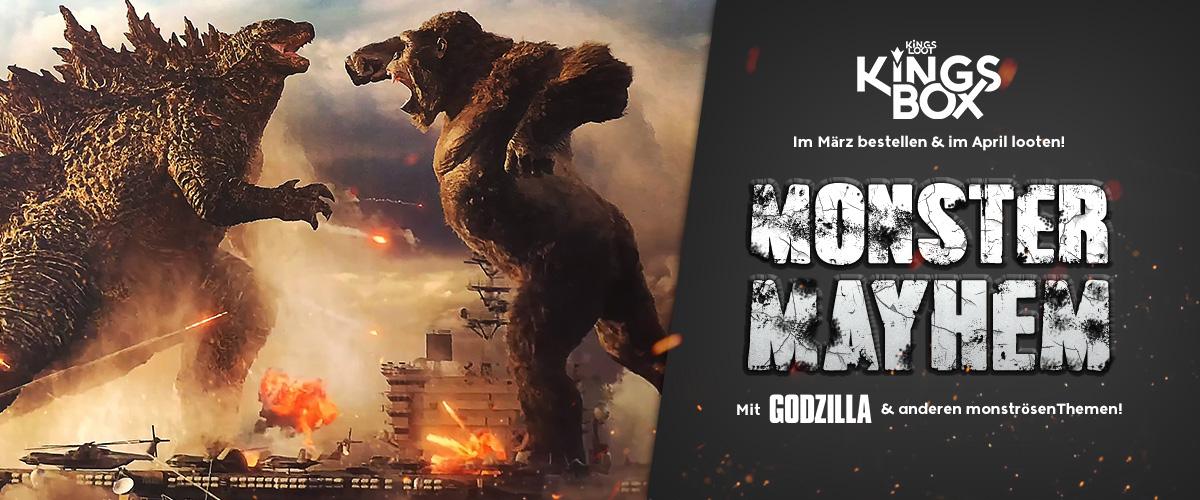 KingsLoot 2021-03: Monster Mayhem