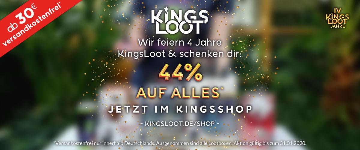 KingsLoot KingsShop