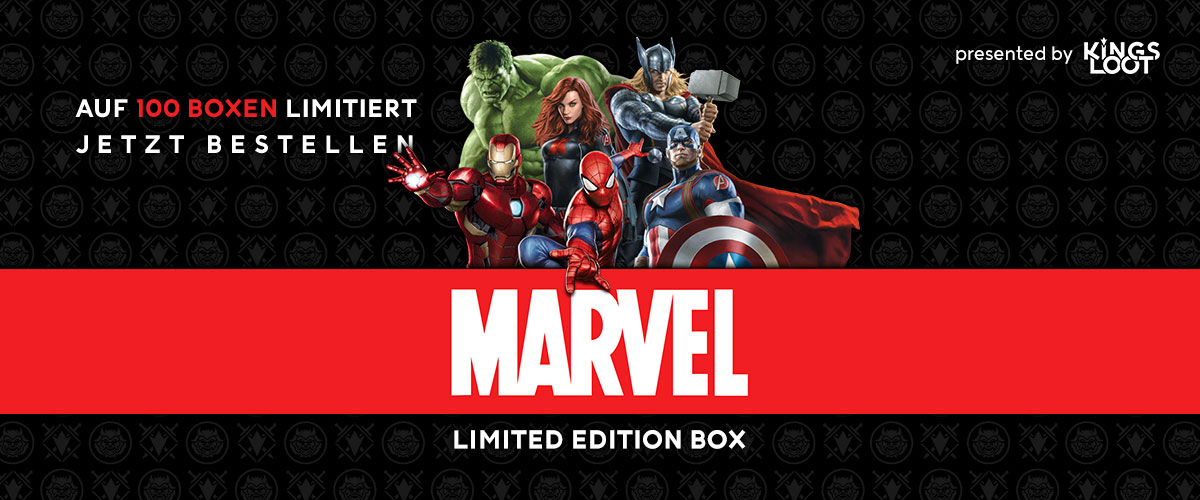 MARVEL Limited Edition Box