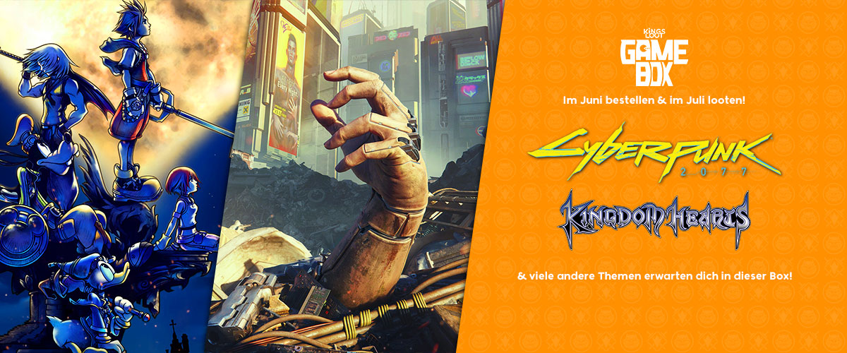 KingsLoot GameBox