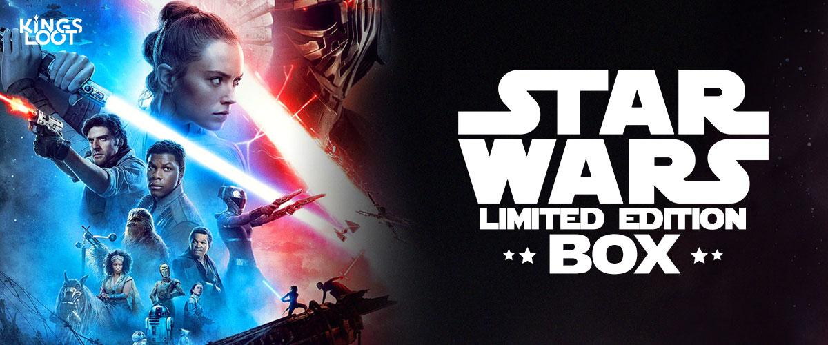KingsLoot STAR WARS Limited Edition Box